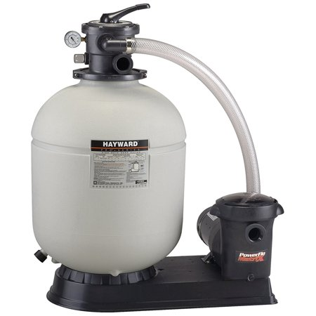 """Hayward S166T92STL 16"""" Pro Series Sand Filter w/ 1HP PowerFlo Matrix Pump"""