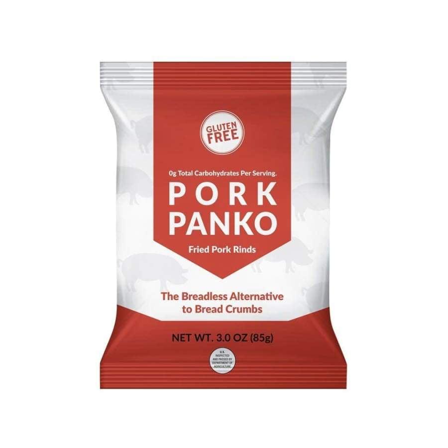 Pork Panko - Pork Rind Breadcrumbs (Unseasoned)