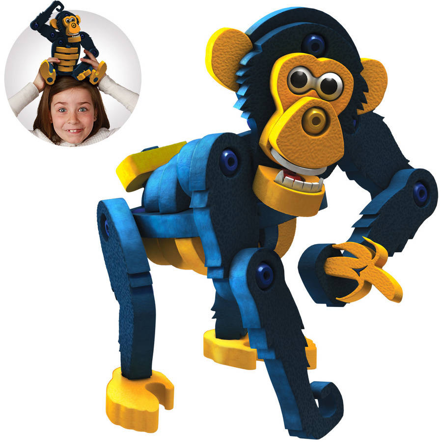 Bloco Toys The Chimpanzee