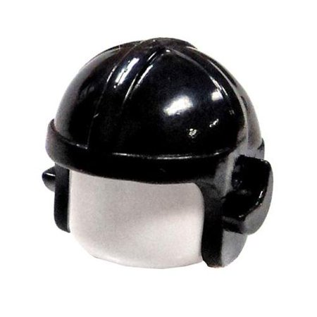 LEGO Headgear Black Aviator Helmet [Loose]