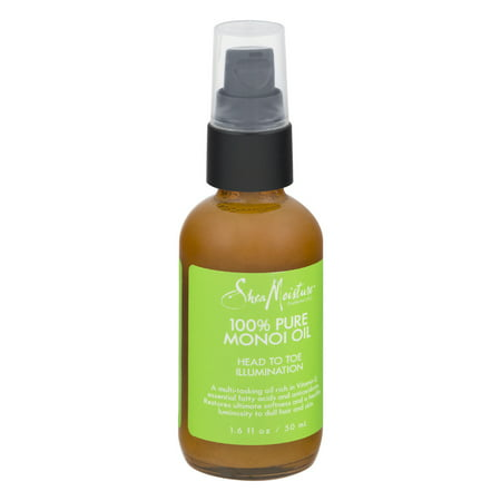 SheaMoisture 100% Pure Monoi Oil, 1.6 oz