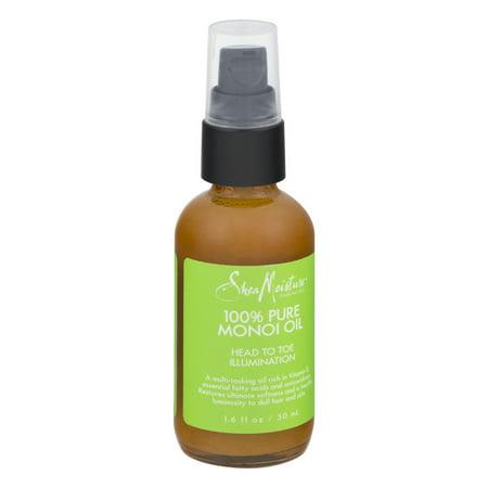 SheaMoisture 100% Pure Monoi Oil, 1.6 oz
