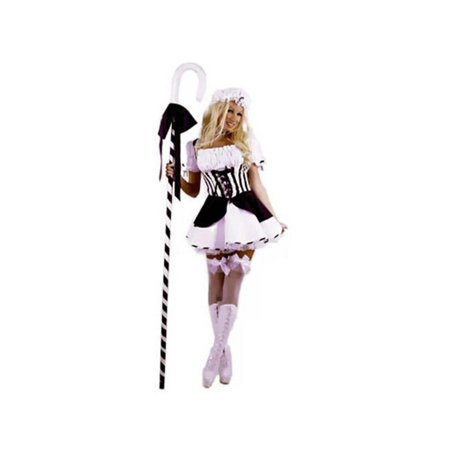 Adult Blue Sexy Little Bo Peep Costume - Little Bo Peep Adult Costume