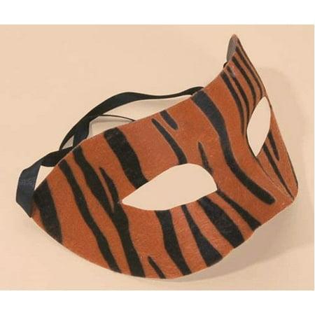 Tiger Half Mask (1 per package)](Rituale Per Halloween)