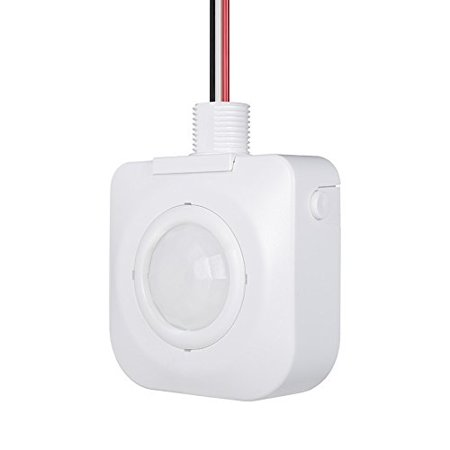 Occupancy Motion Sensor Passive Infrared High Bay Fixture Mount 360 Degree ()