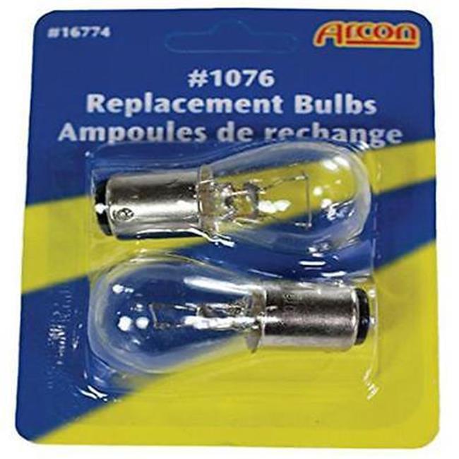 Pack of 6 Arcon 50377 Soft White 12 Volt 24-LED Bulb,