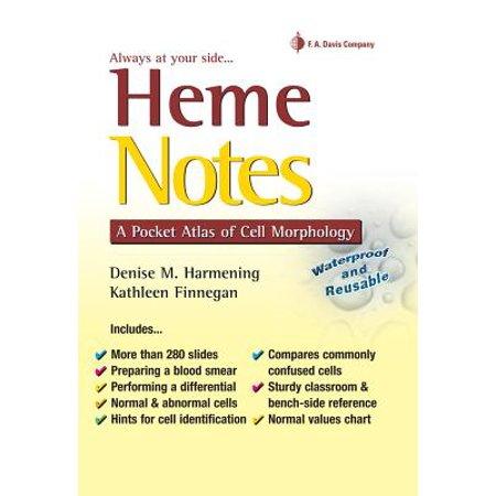 Adsafe Cpr Pocket Resuscitator - Heme Notes : A Pocket Atlas of Cell Morphology