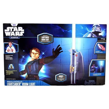 Star Wars Science 25 Inch Long Remote Controlled Jedi