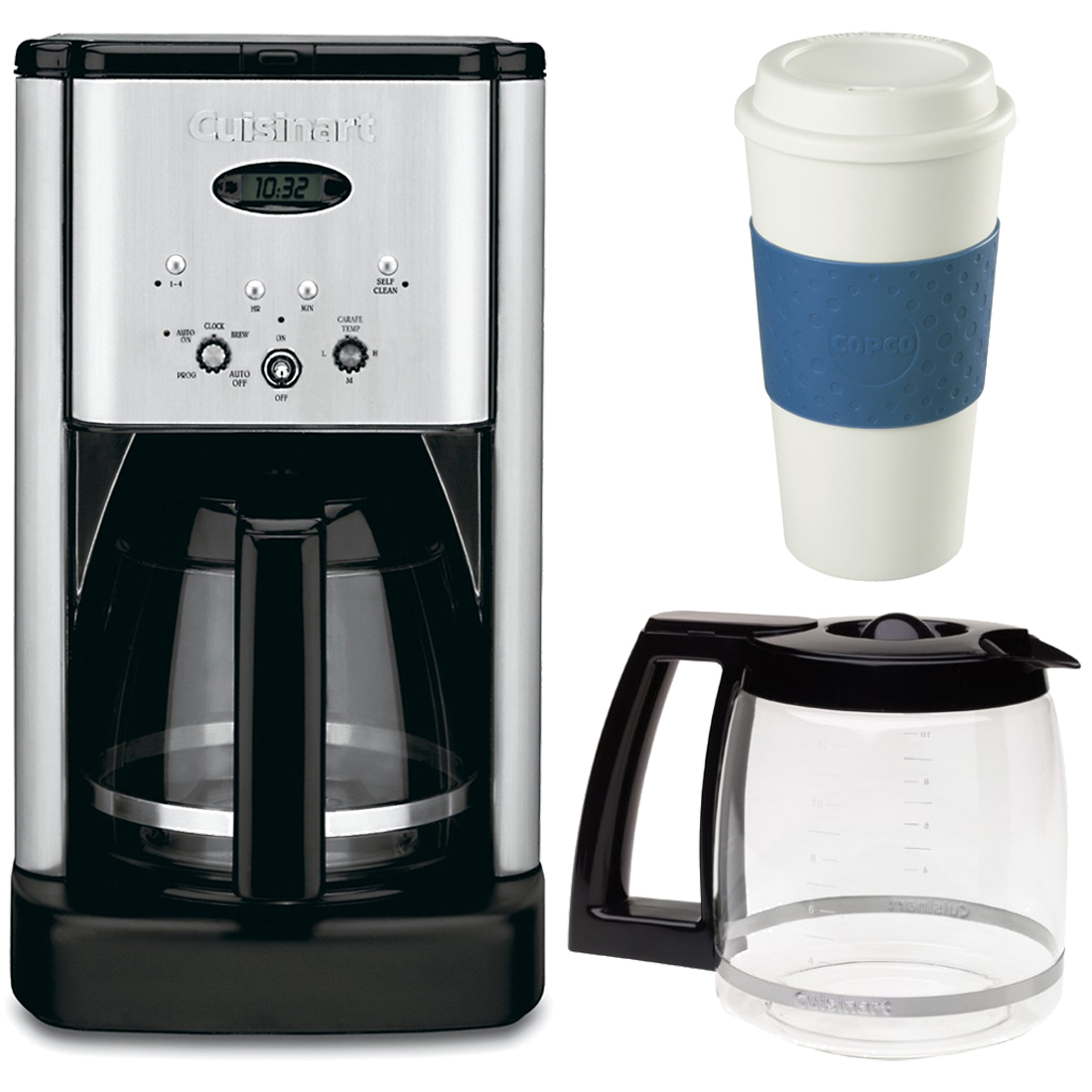 Cuisinart DCC-1200 Brew Central 12 Cup Programmable Coffe...