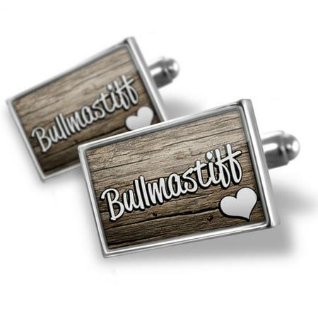 Cufflinks Bullmastiff, Dog Breed England - - Bullmastiff Jewelry