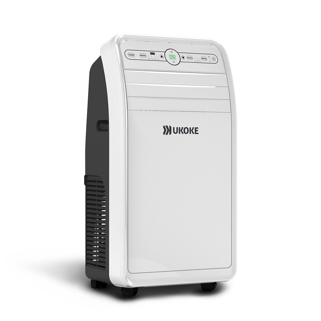 Ukoke Uspc01w Smart Wifi Portable Air Conditioner Works
