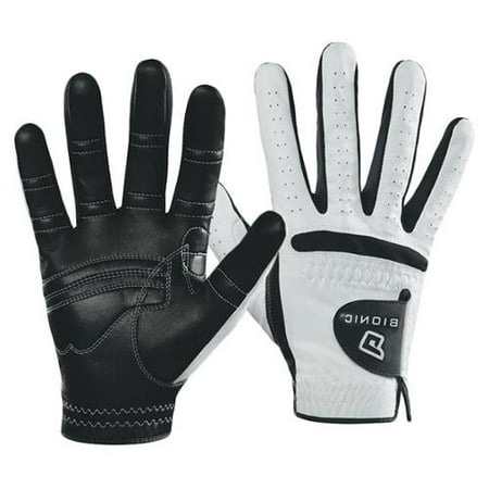 Bionic Men's RelaxGrip Black Palm Right Hand Golf Glove