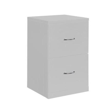 Mainstays 26 2 Drawer Wood File Cabinet Multiple Colors Walmart Com Walmart Com