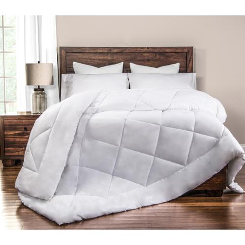 SIScovers Ultra Soft and Eco-friendly Down Alternative Comforter