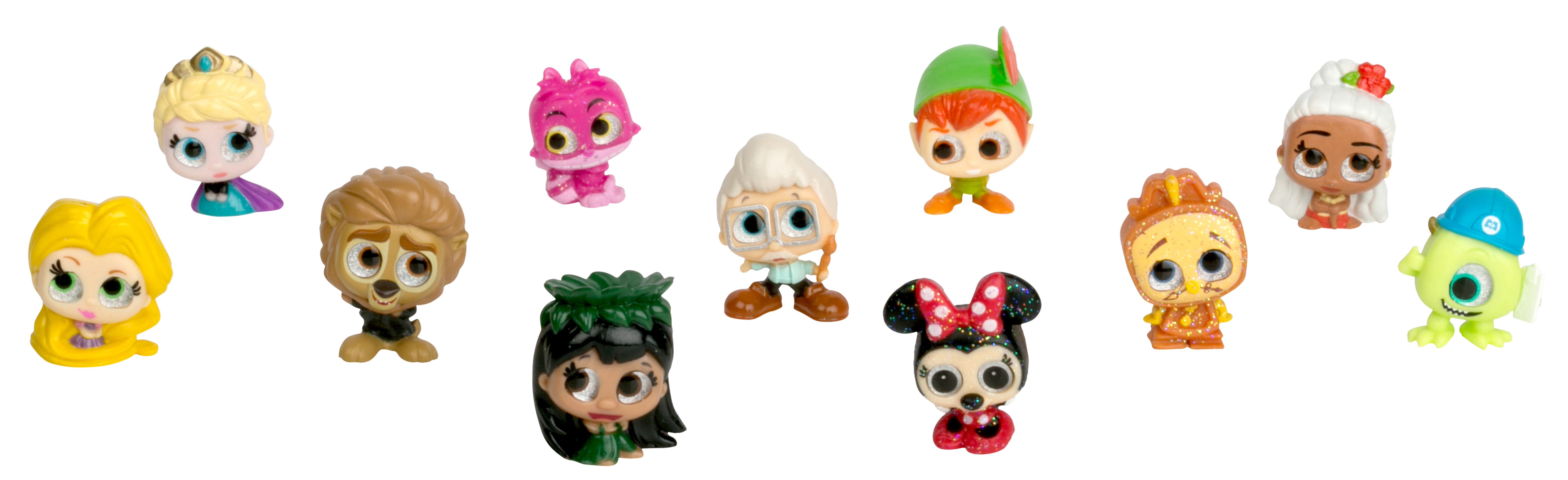 Disney Doorables Mini Peek Collectable Disney Characters