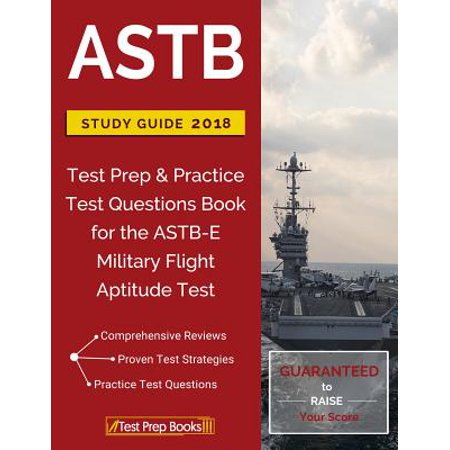 ASTB-E Study Guide & Practice Test [Prepare for the ASTB Test]