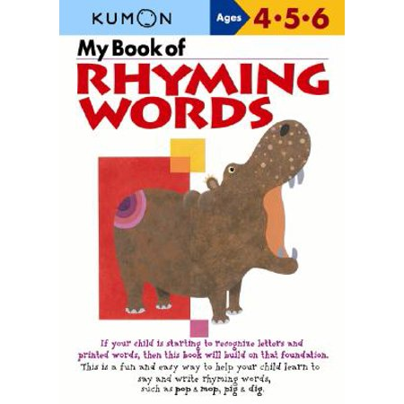 My Book of Rhyming Words](Halloween Rhyme Words)