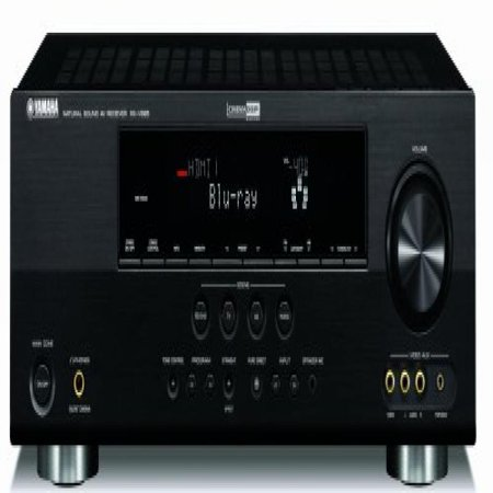 Yamaha RX-V665BL 630 Watt 7-Channel Home Theater Receiver (OLD VERSION) (Discontinued by Manufacturer) ()