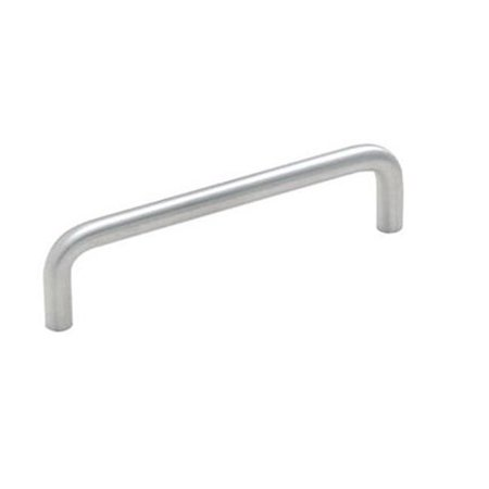 Amerock BP76312-26D 4 in. Ctr Wire Pull - Brushed Chrome - image 1 of 1