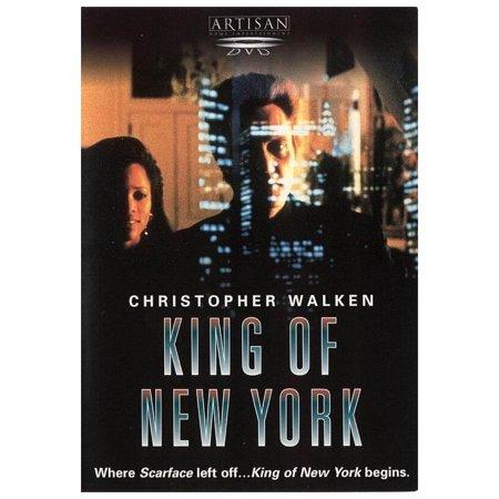 Halloween Attractions New York (King of New York DVD (2001))