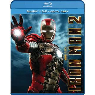 Paramount Iron Man 2-combo 3pk [3 Discs/blu-ray/dvd/digital Copy]