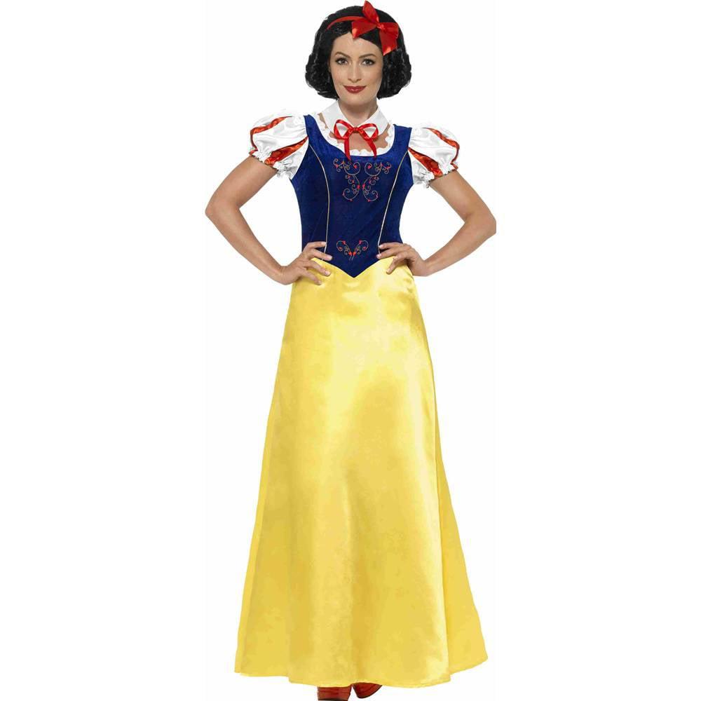 Princess Snow Adult Costume - Small
