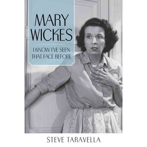 Mary Wickes: I Know I've Seen That Face Before