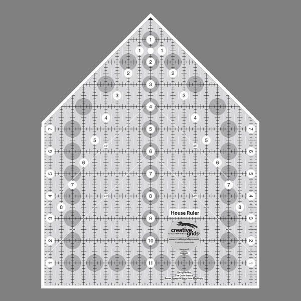 Creative Grids House Ruler