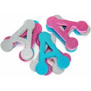 large foam glitter letter walmartcom