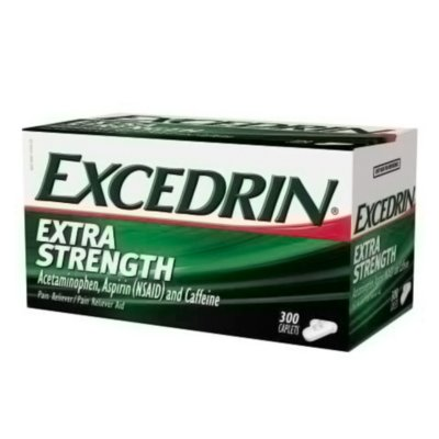 Excedrin Extra Strength Pain Reliever - 300 Caplets