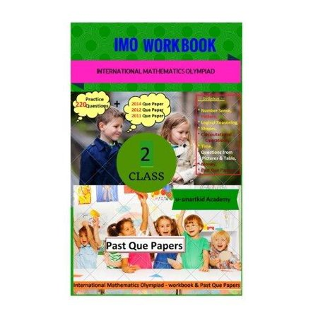 Imo   Workbook   Past Que Papers   Class 2