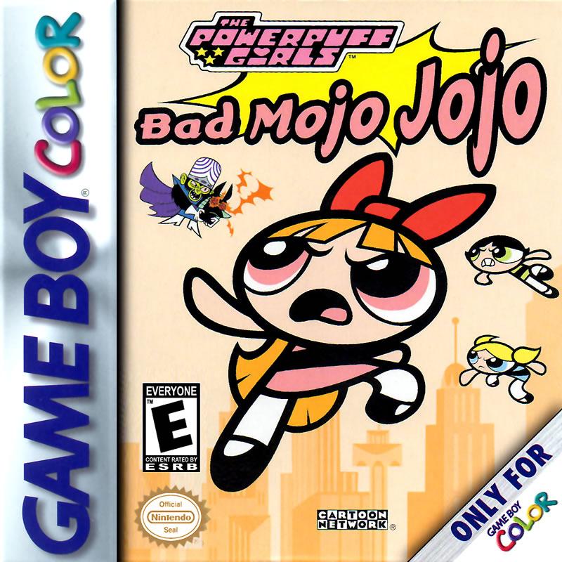 Powerpuff Girls: Bad Mojo Jojo GBC