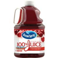 Ocean Spray 100% Juice,Cranberry, 101.4 Fl. Oz.