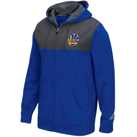 Golden State Warriors Adidas 2016 NBA Tip-Off Mens Climawarm Hooded Sweatshirt by
