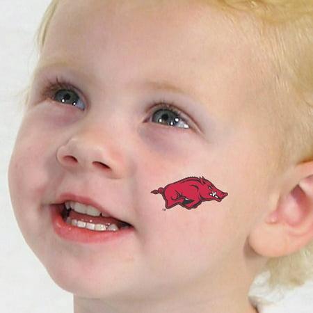 Arkansas Razorbacks Temporary Tattoos - No - Razorback Tattoos