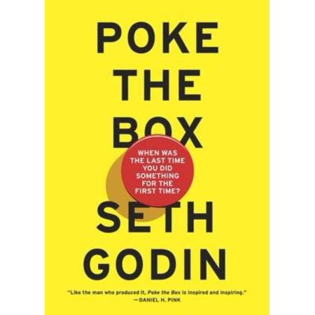 Poke the Box: When Was the Last Time You Did Something for the First Time? (Paperback) - When Did Halloween Start