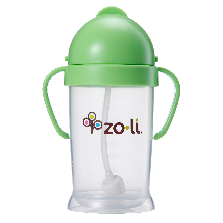 ZoLi BOT XL 9 oz Straw Sippy Cup by ZoLi