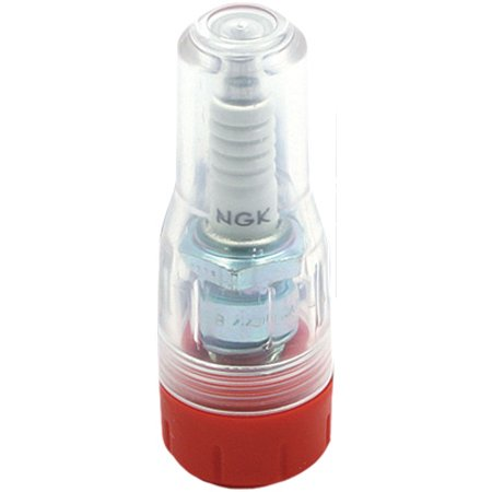 DRC Plug Protector Red 12mm  (12mm Dc Auto Iris)