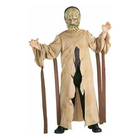Scarecrow Batman Costume (Batman Begins Scarecrow Child Costume |  Size Small)