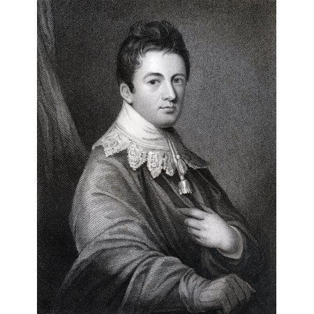 James Wandesford Butler 1St Marquis Of Ormonde 1777 To 1838 Engraved By Parker After Comerford From The Book The National Portrait Gallery Volume Iii Published C1820 Canvas Art   Ken Welsh  Design Pic
