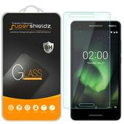 [1-Pack] Supershieldz for Nokia 2 V / 2V / 2.1 Tempered Glass Screen Protector, Anti-Scratch, Anti-Fingerprint, Bubble Free