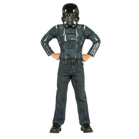 Star Wars Deluxe Death Trooper Costume - Super Trooper Costume