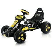 Go Kart Kids Ride On Car Pedal Powered Car 4 Wheel Racer Toy Stealth Outdoor