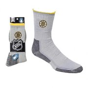 NHL Boston Bruins Wool Trekking Socks