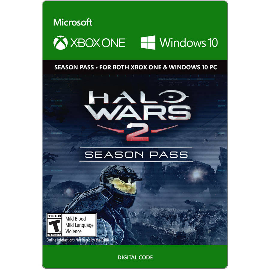 Xbox One Halo Wars 2 Season Pass (email delivery)