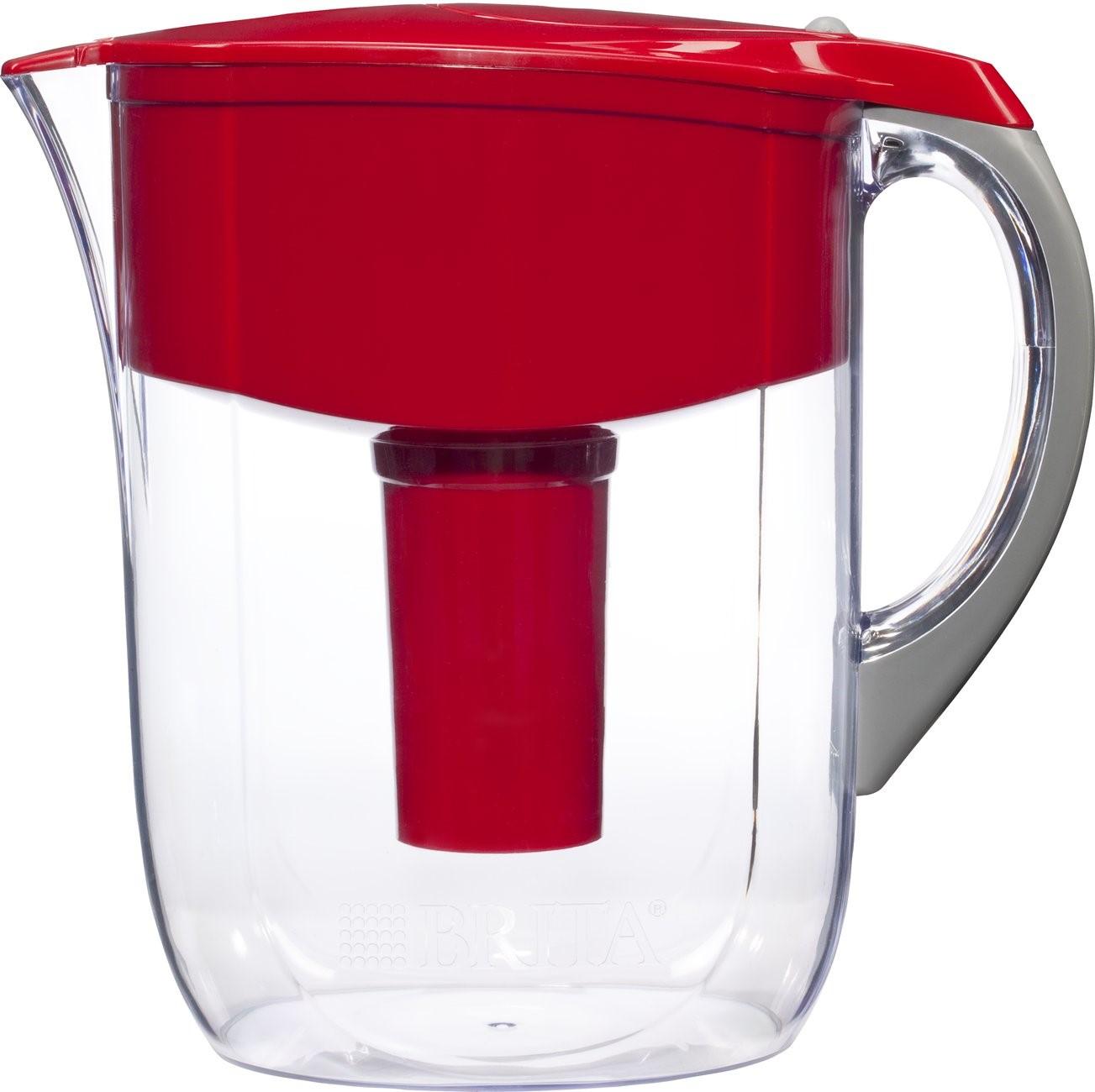 Brita Grand Water Filter Pitcher 10 Cups