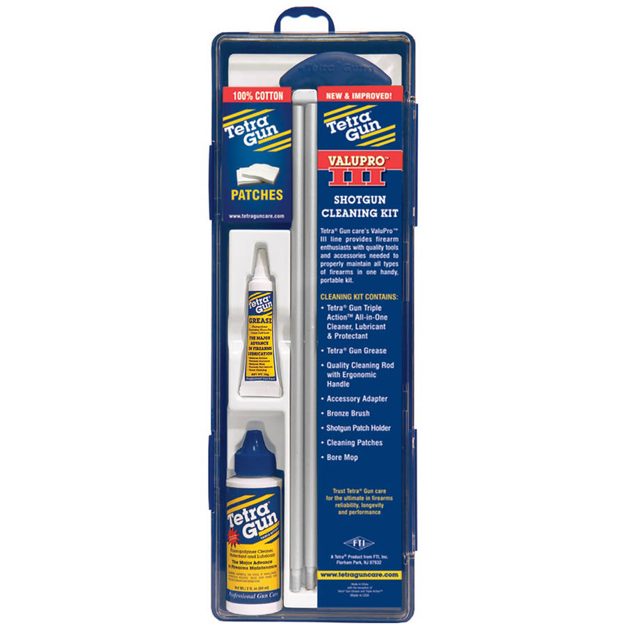 Tetra ValuPro III 20 Gauge Shotgun Cleaning Kit