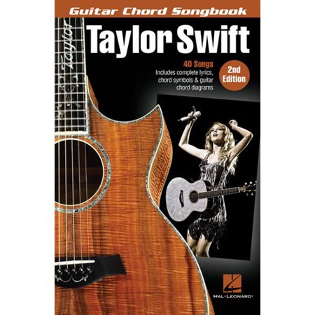 Taylor Swift - Guitar Chord Songbook (James Taylor Guitar Chords)