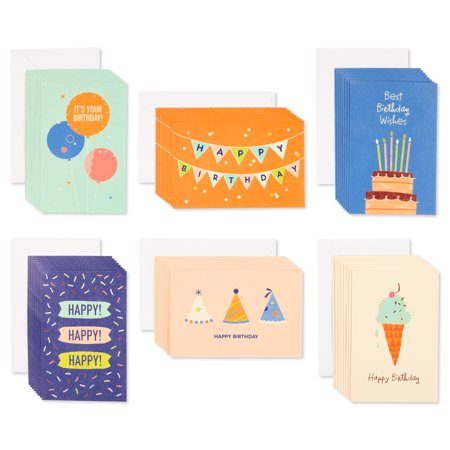 American Greetings 48-Count Assorted Birthday Greeting Cards](Company Birthday Cards)