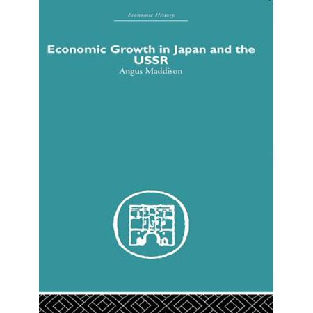 Economic Growth in Japan and the USSR - eBook